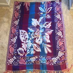 Accessories - Shades Of Purple Shawl!